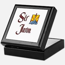 Sir Jaron Keepsake Box