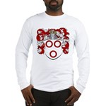 Van Der Kelder Coat of Arms Long Sleeve T-Shirt
