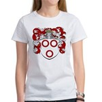 Van Der Kelder Coat of Arms Women's T-Shirt
