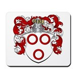 Van Der Kelder Coat of Arms Mousepad