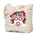 Van Der Kelder Coat of Arms Tote Bag
