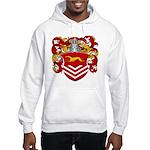 Van Der Kemp Coat of Arms Hooded Sweatshirt