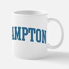Hampton (blue) Mug