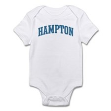 Hampton (blue) Infant Bodysuit
