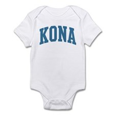 Kona (blue) Infant Bodysuit