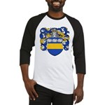 Van Der Laan Coat of Arms Baseball Jersey