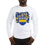 Van Der Laan Coat of Arms Long Sleeve T-Shirt