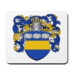 Van Der Laan Coat of Arms Mousepad