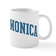 Santa Monica (blue) Mug