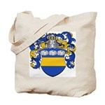 Van Der Laan Coat of Arms Tote Bag