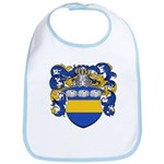 Van Der Laan Coat of Arms Bib