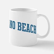 Pompano Beach (blue) Mug