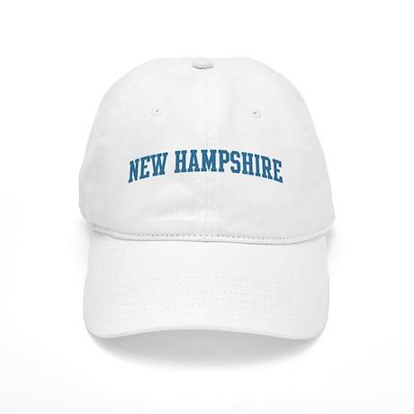 New Hampshire (blue) Cap