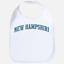 New Hampshire (blue) Bib