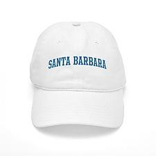 Santa Barbara (blue) Baseball Cap