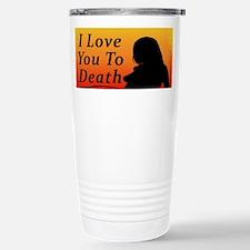 Valentine Stainless Steel Travel Mug
