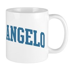 San Angelo (blue) Mug