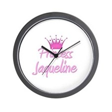 Princess Jaqueline Wall Clock
