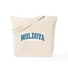 Moldova (blue) Tote Bag