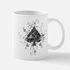 Black Spade Mug
