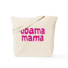 Obama Mama in Pink Tote Bag
