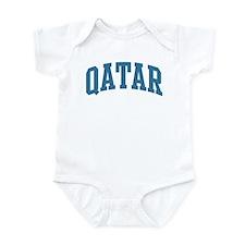 Qatar (blue) Infant Bodysuit