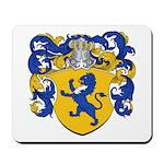 Van Der Meer Coat of Arms Mousepad