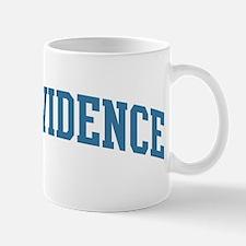 Providence (blue) Mug