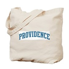 Providence (blue) Tote Bag