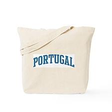 Portugal (blue) Tote Bag