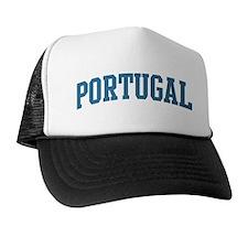 Portugal (blue) Trucker Hat
