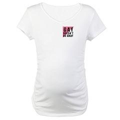 Gay Doesn't Go Away Shirt