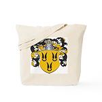 Van Der Poel Coat of Arms Tote Bag