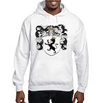 Van Der Poll Coat of Arms Hooded Sweatshirt