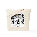 Van Der Poll Coat of Arms Tote Bag