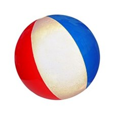 """Obama Ball 3.5"""" Button (100 pack)"""