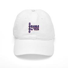 Obama Oh Yes - Denim Baseball Cap