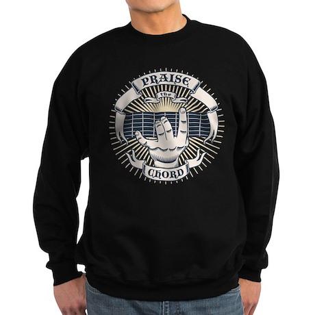 Praise the Chord Sweatshirt (dark)