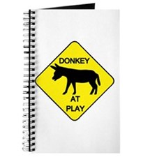Donkey at Play Journal