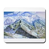 Snowboard Mouse Pads