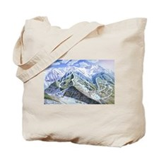 Cute Ski colorado Tote Bag