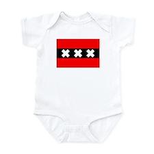 Cute Amsterdam Infant Bodysuit