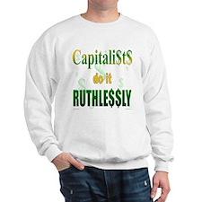 Capitalists Do It... Sweater