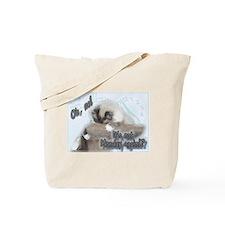 Cute Ragdoll Tote Bag