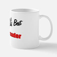 """""""The World's Best Proofreader"""" Mug"""