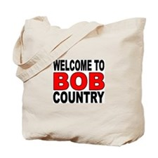 BOB COUNTRY Tote Bag