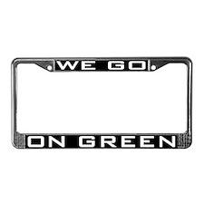 Unique Nhra License Plate Frame