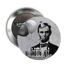 "Lincoln's Birthday 2.25"" Button"
