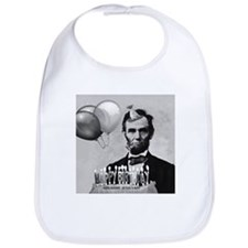 Lincoln's Birthday Bib