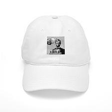 Lincoln's Birthday Baseball Cap